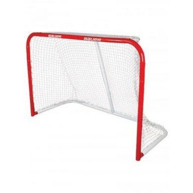 "Bauer Official Steel Hockey Goal 72"""