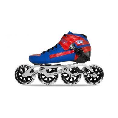 Bont Pursuit Skate (Blauw / Rood)