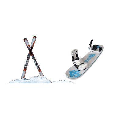 C4 Professioneel Snowboard Onderhoud + Belag Reparatie