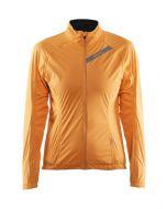 Craft Belle Dames Rain Jacket (Oranje)