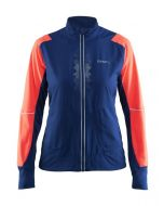Craft Brilliant 2.0 Light Jacket Dames (Deep / Shock)
