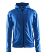 Craft Leisure Full Zip Hood Dames (Blauw)