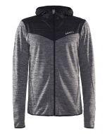 Craft Breakaway Jersey Jacket (Grijs / Zwart)