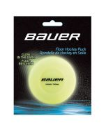 Bauer Street Hockey Puck (Glow in the Dark)