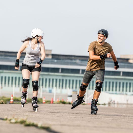 Welke skate bescherming heb ik nodig om veilig te kunnen skaten en skeeleren?