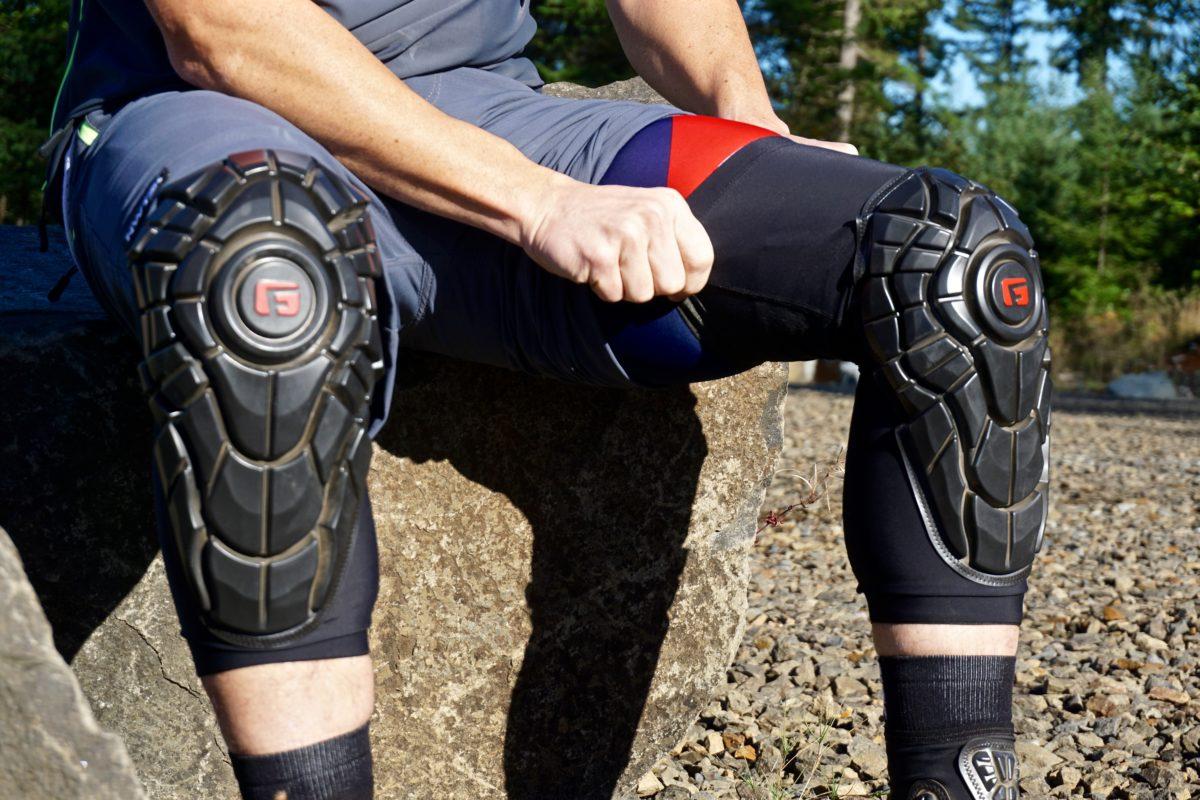 Video - G-form, flexibele bescherming voor schaatsen, skeeleren en andere sporten
