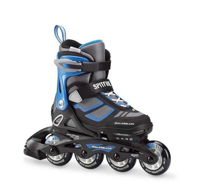 Rollerblade spitfire verstelbare inline skate jongen