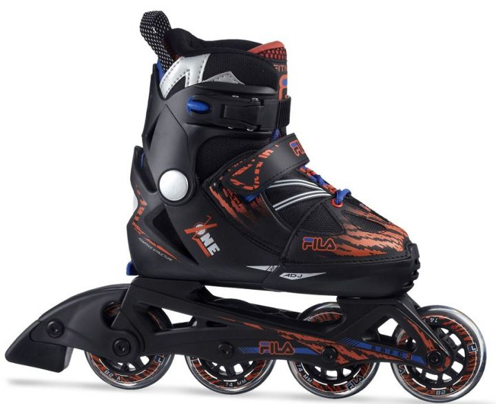 Fila X-one jongen verstelbare inline skate