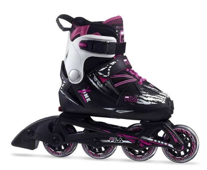 Fila X-one meisje verstelbare inline skate